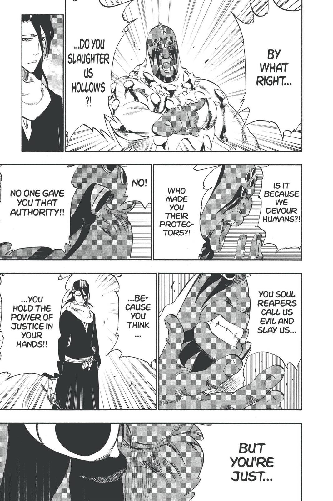 Bleach, Chapter 302 image 011