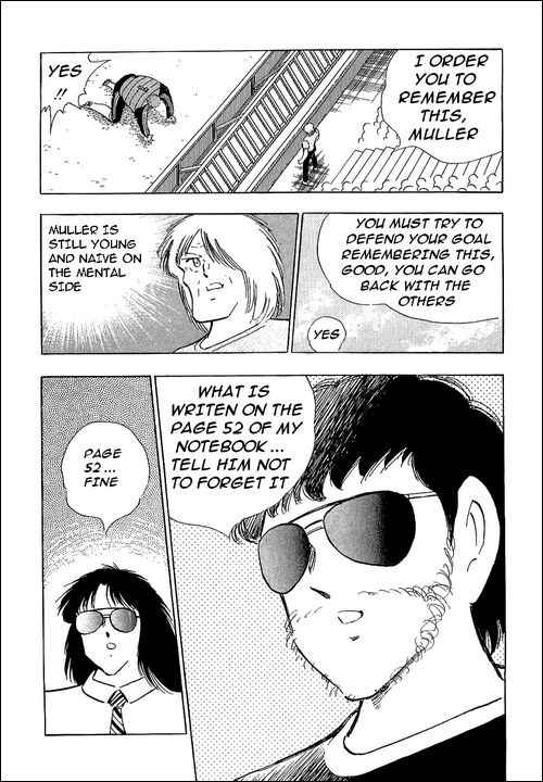 Captain Tsubasa, Chapter 106 image 003