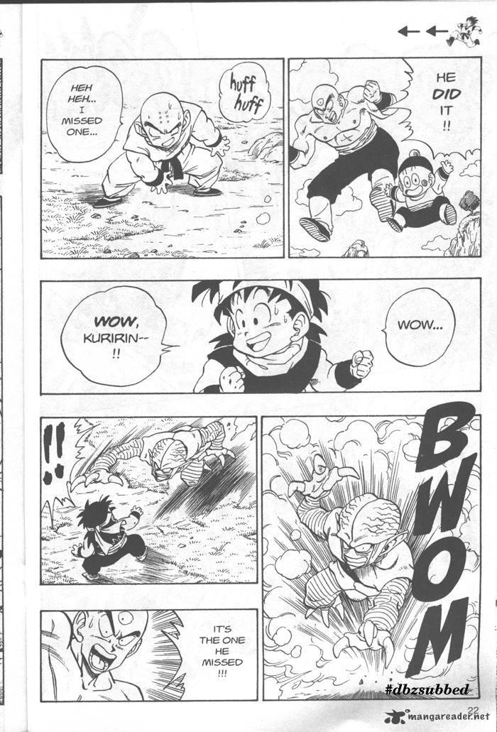 Dragon Ball, Chapter 216 image 007