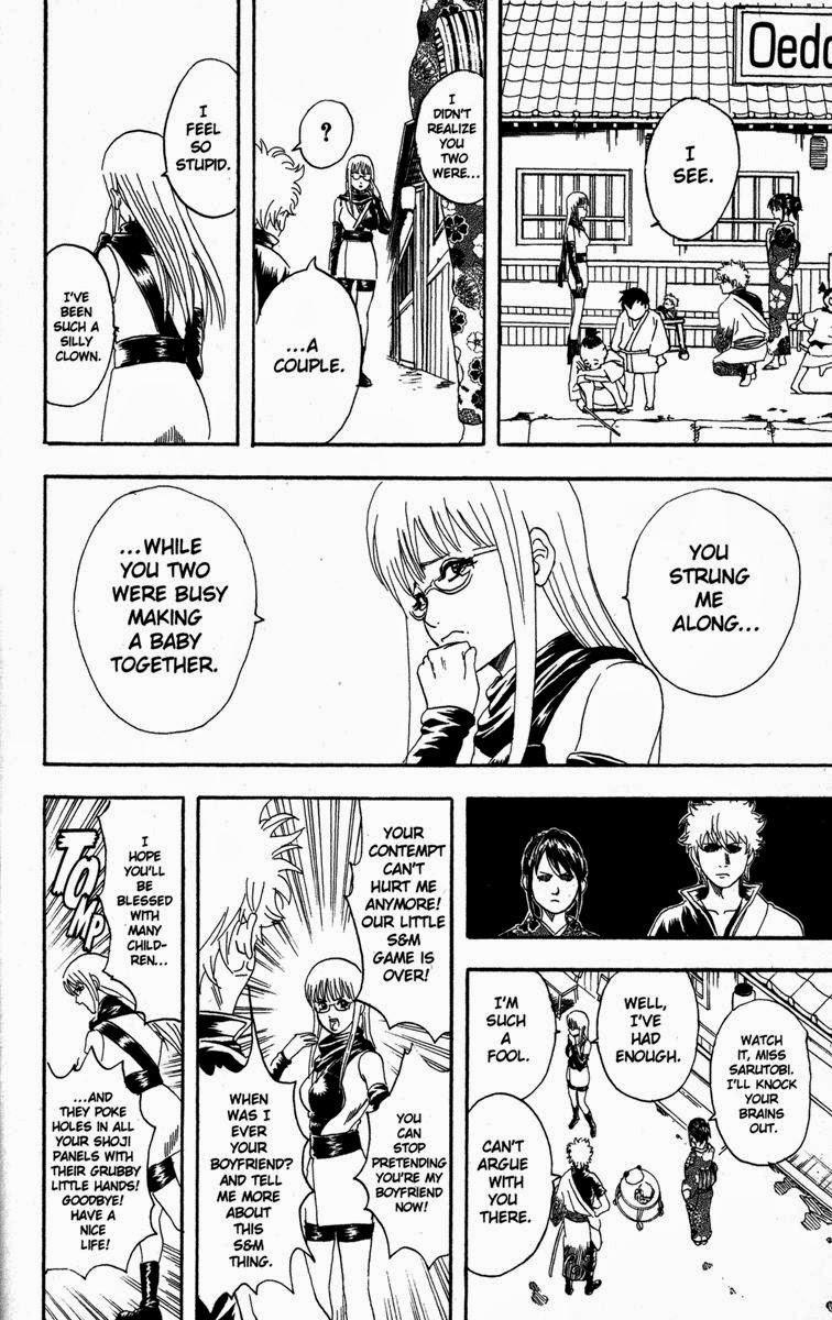 Gintama Chapter, 80 image 039