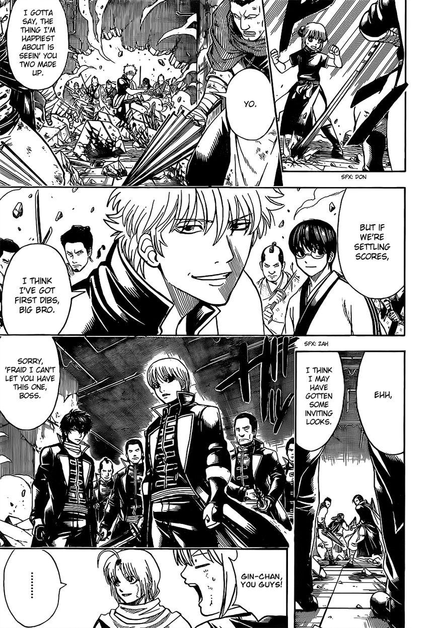Gintama Chapter, 637 image 005