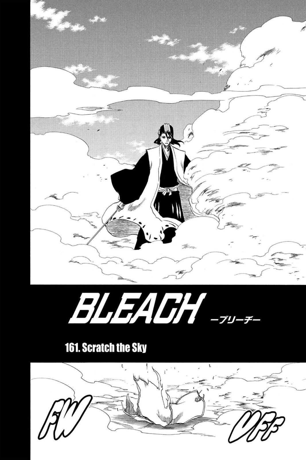 Bleach, Chapter 161 image 002