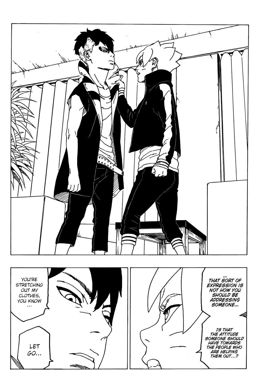Boruto Manga, Chapter 26 image 039