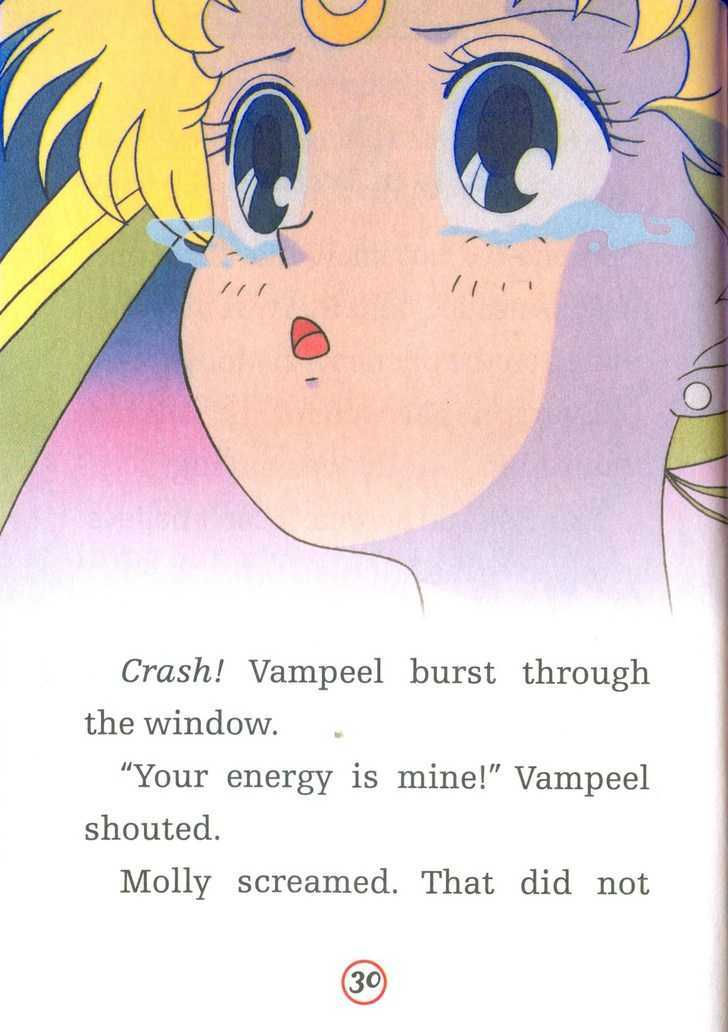 Sailor Moon, Cahpter 1.1 image 030