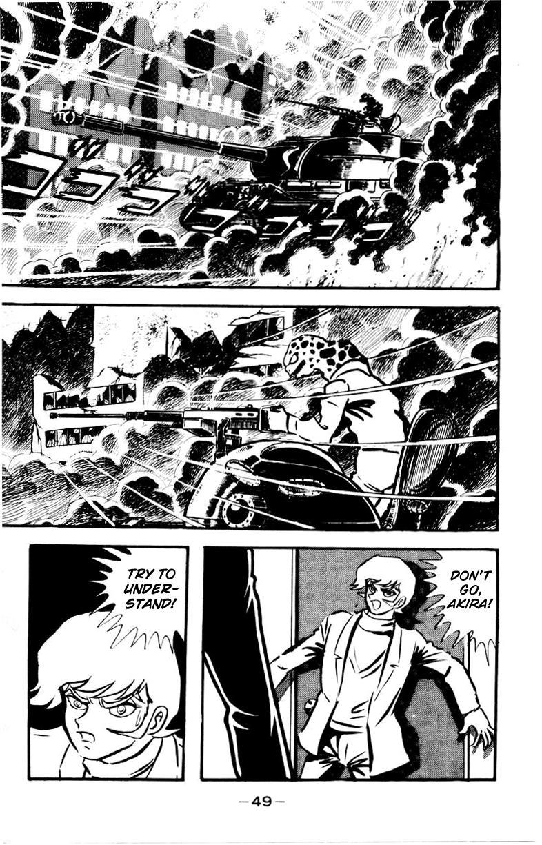 Devilman, Chapter 4 image 043