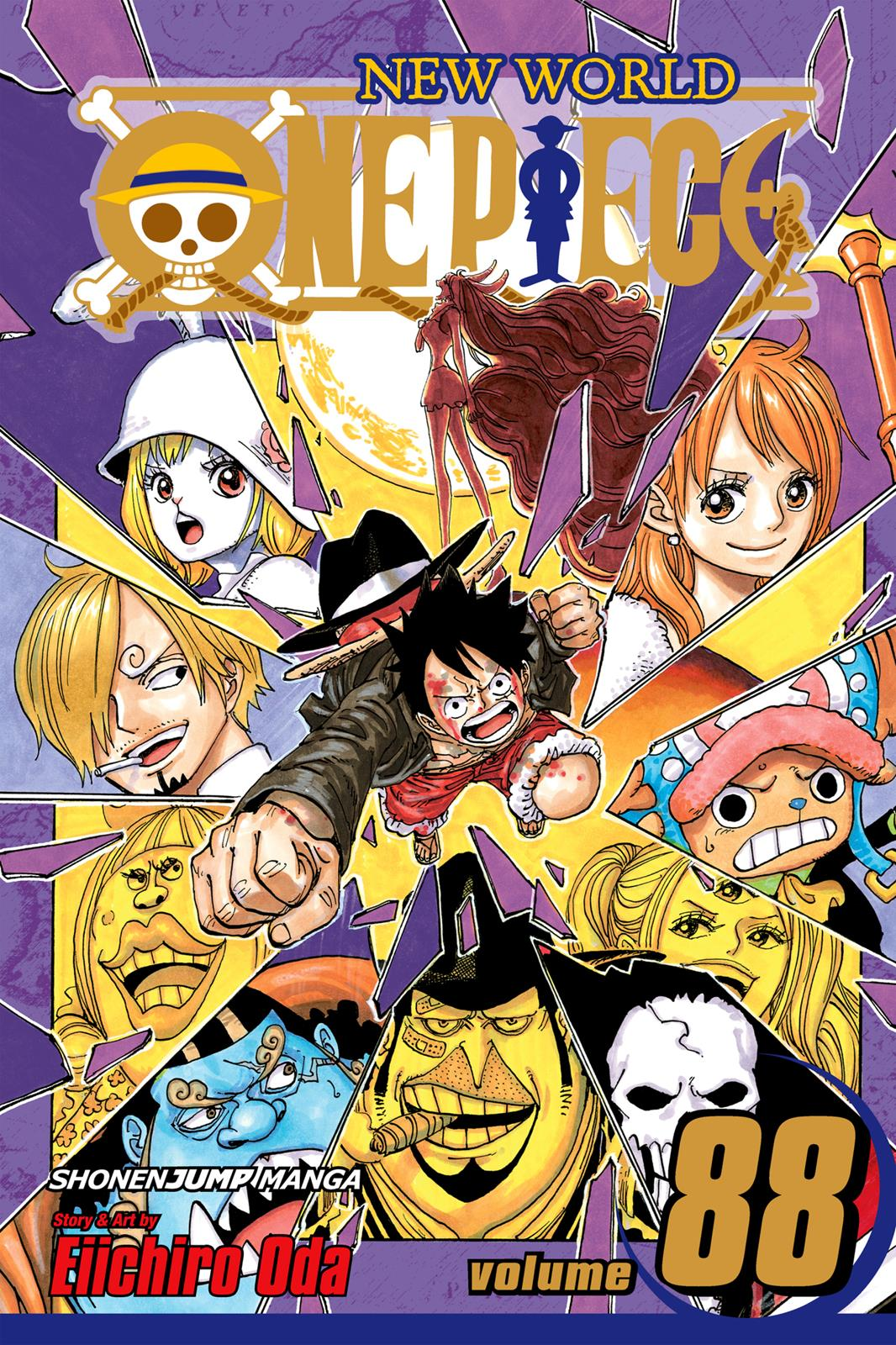 One Piece, Chapter 880 image 001