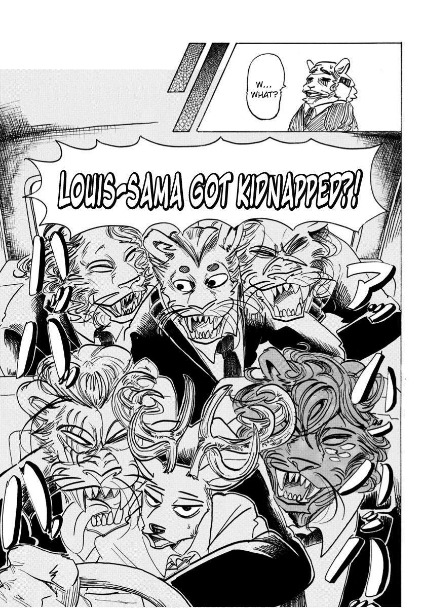 Beastars Manga, Chapter 186 image 001