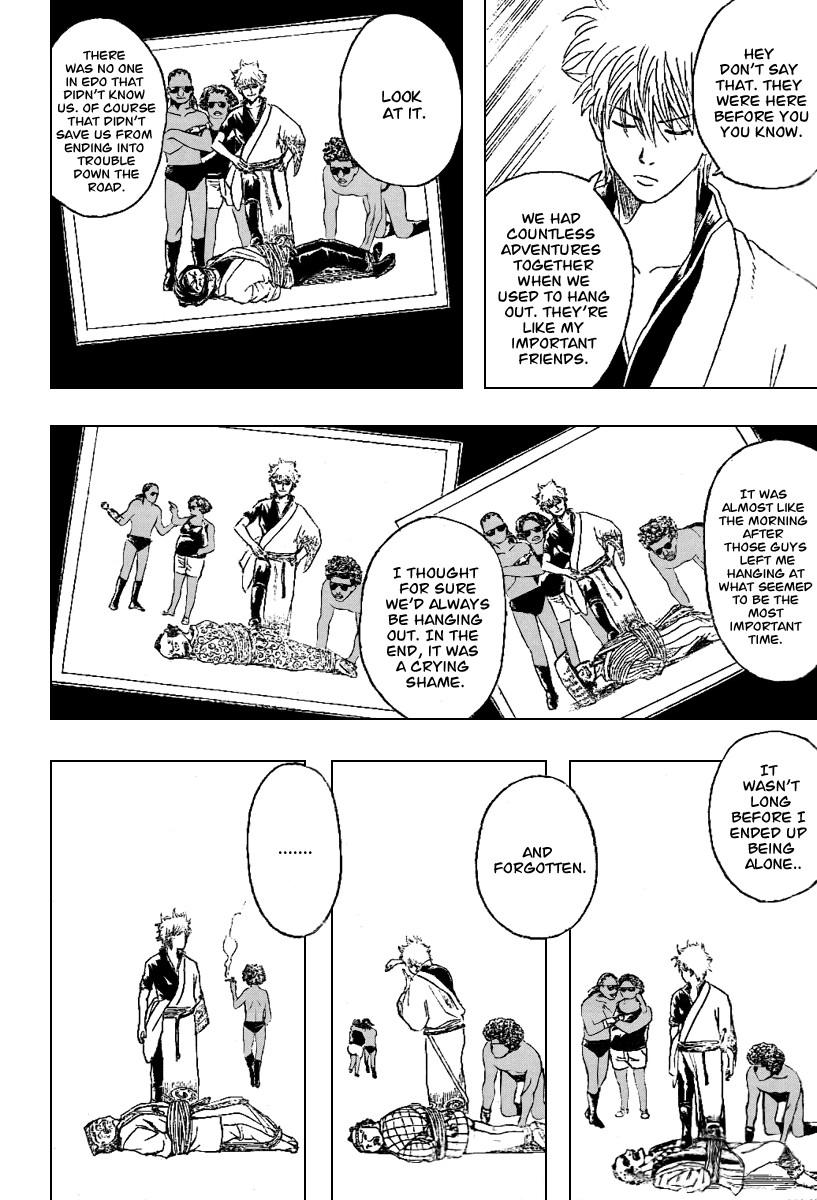 Gintama Chapter, 195 image 013