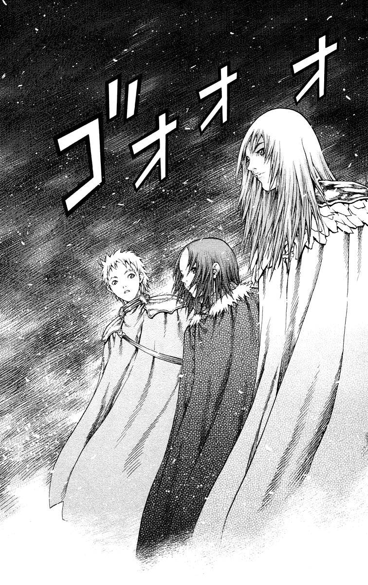 Claymore, Chapter 55 image 031
