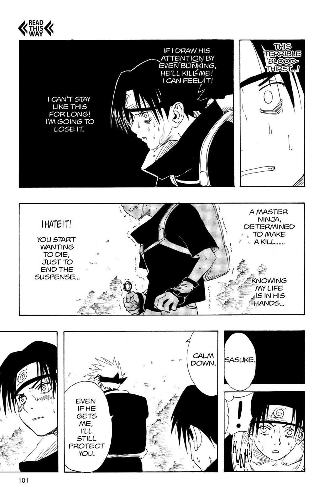 Naruto, Chapter 12 image 013