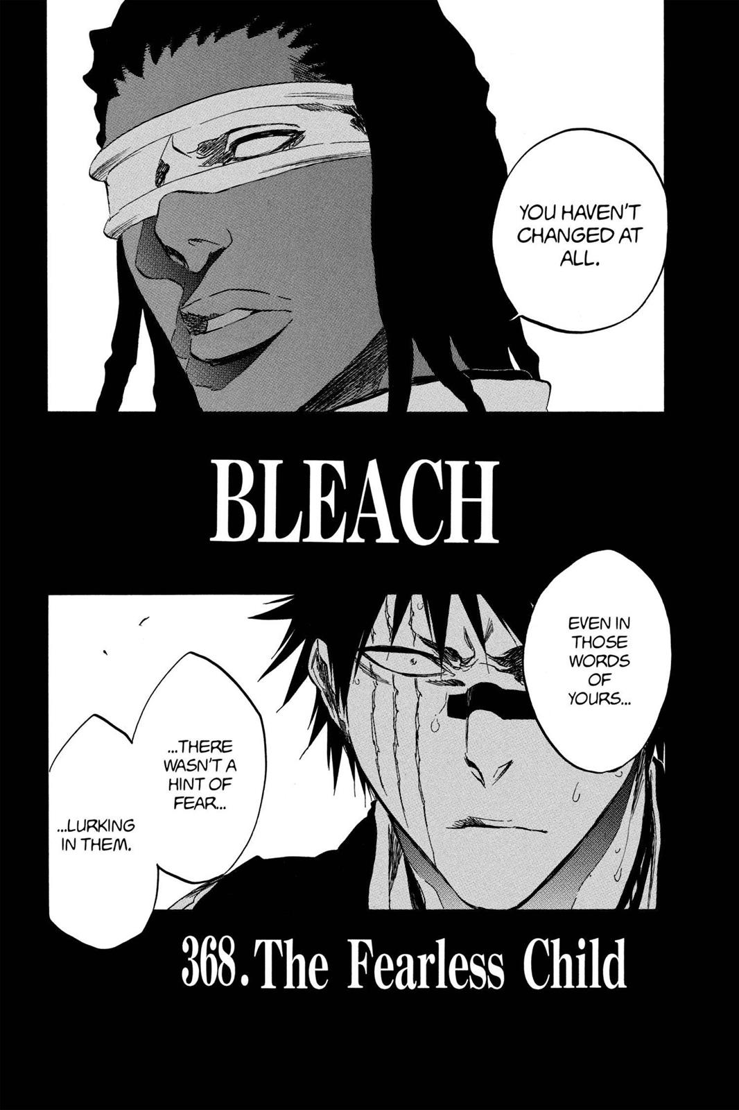 Bleach, Chapter 368 image 011