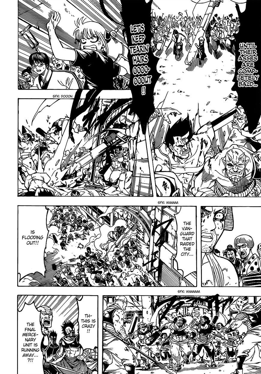 Gintama Chapter, 625 image 012