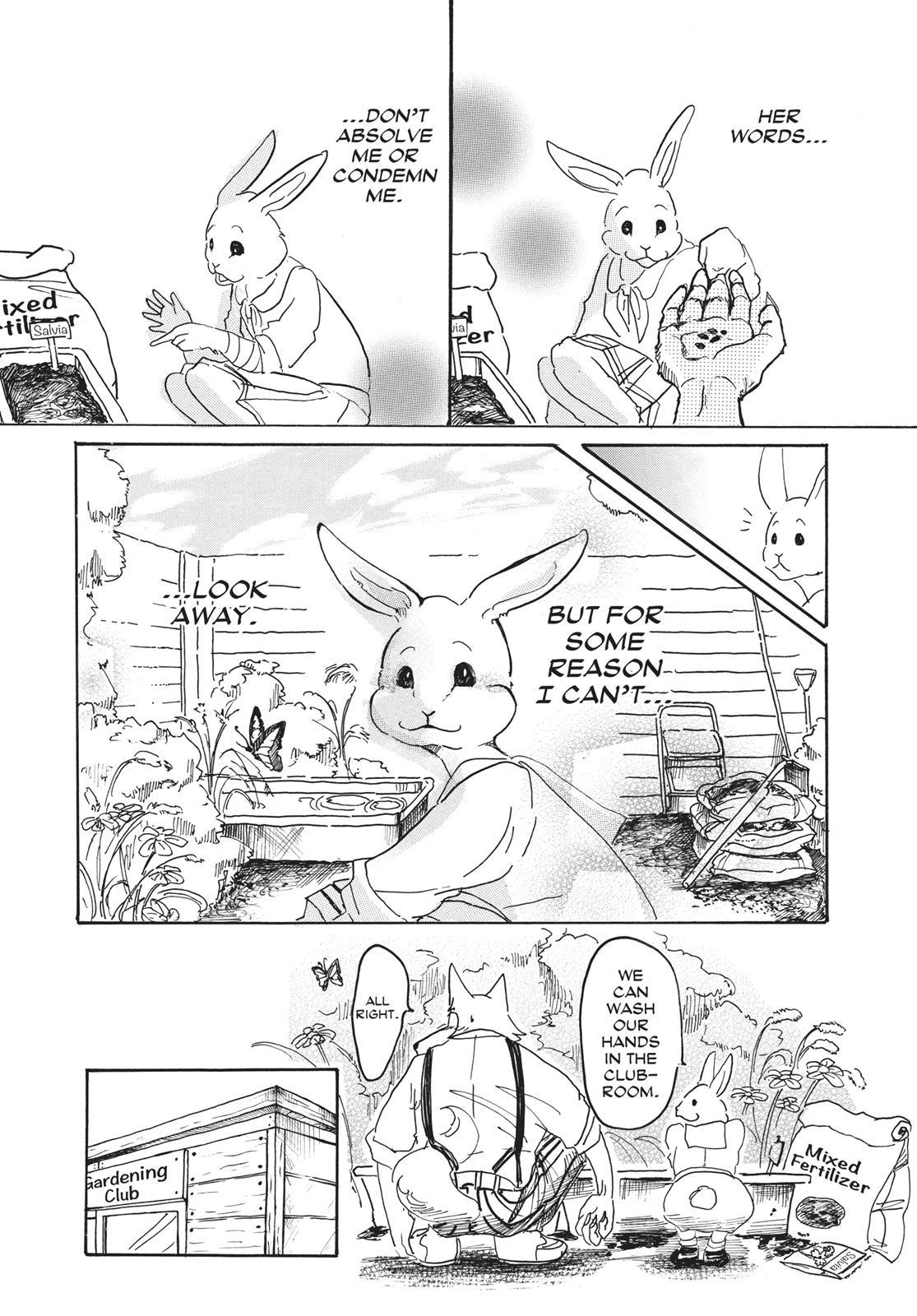 Beastars Manga, Chapter 8 image 023
