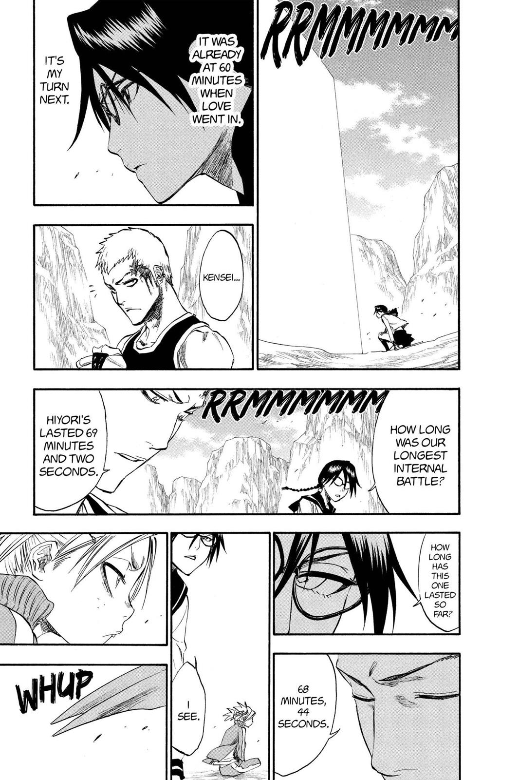 Bleach, Chapter 222 image 003