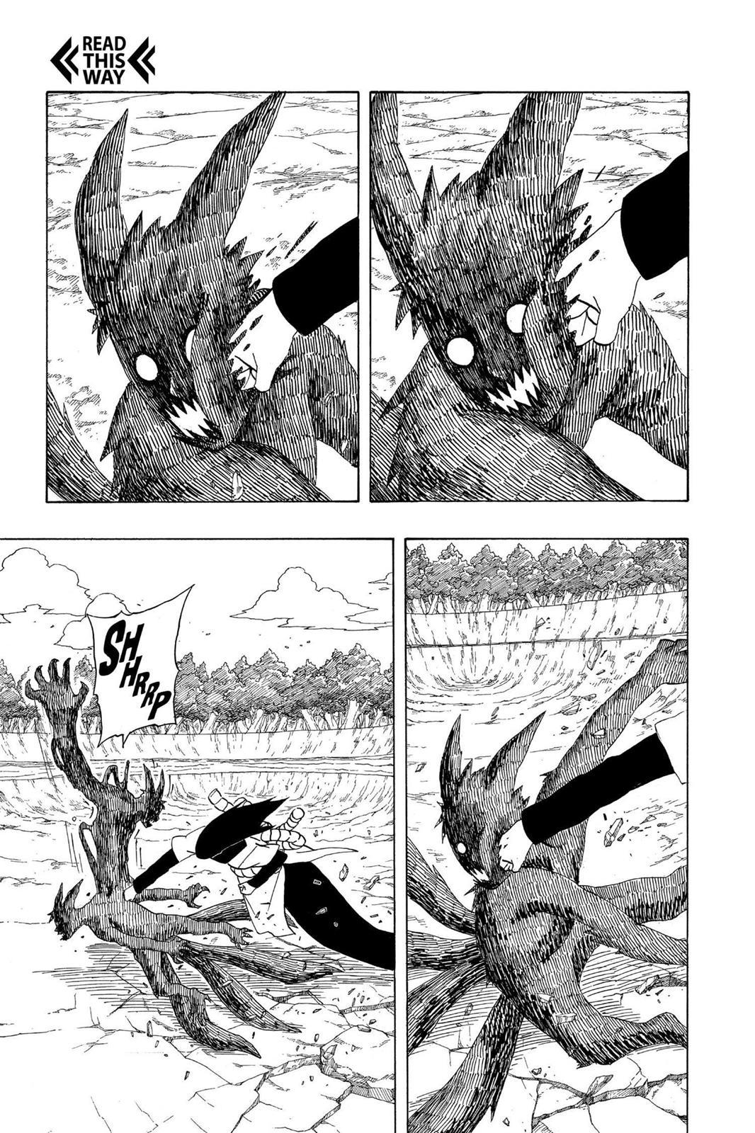 Naruto, Chapter 294 image 009