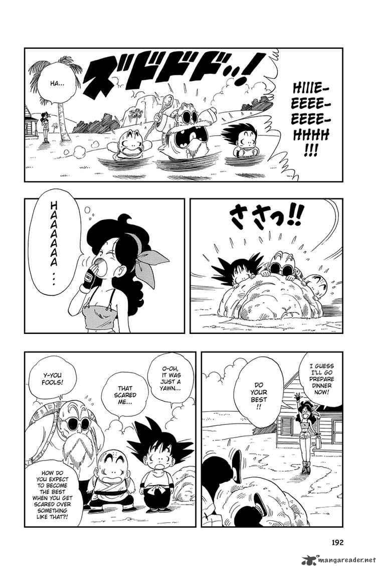 Dragon Ball, Chapter 28 image 005