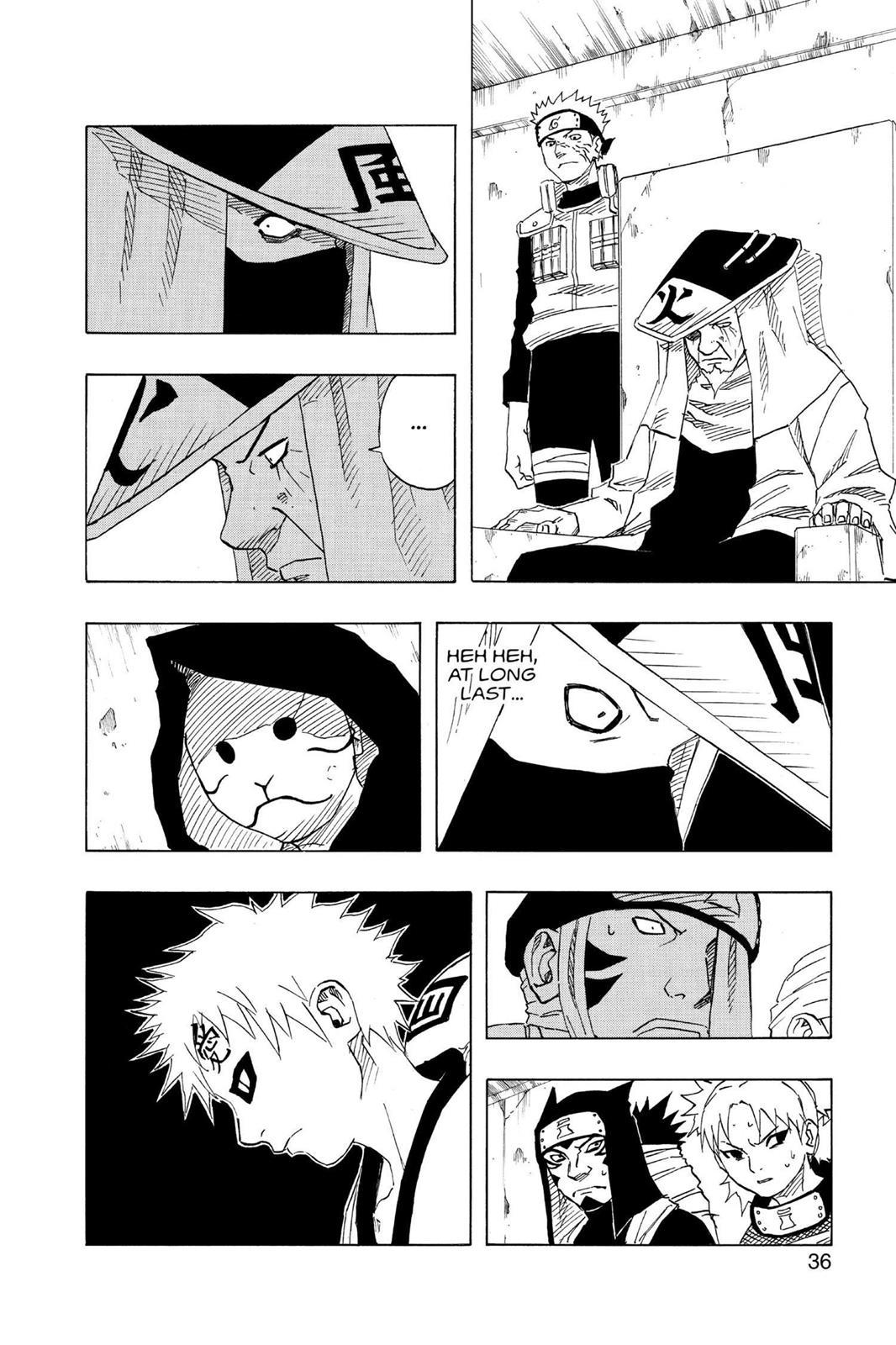 Naruto, Chapter 110 image 010