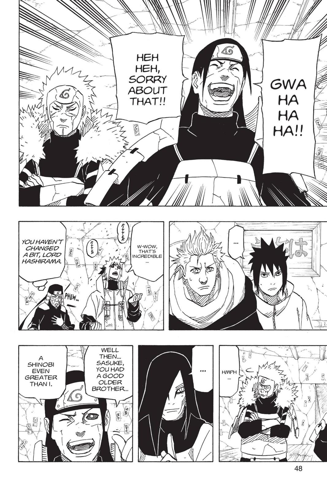 Naruto, Chapter 620 image 006