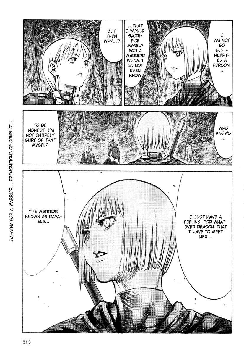 Claymore, Chapter 90 image 031