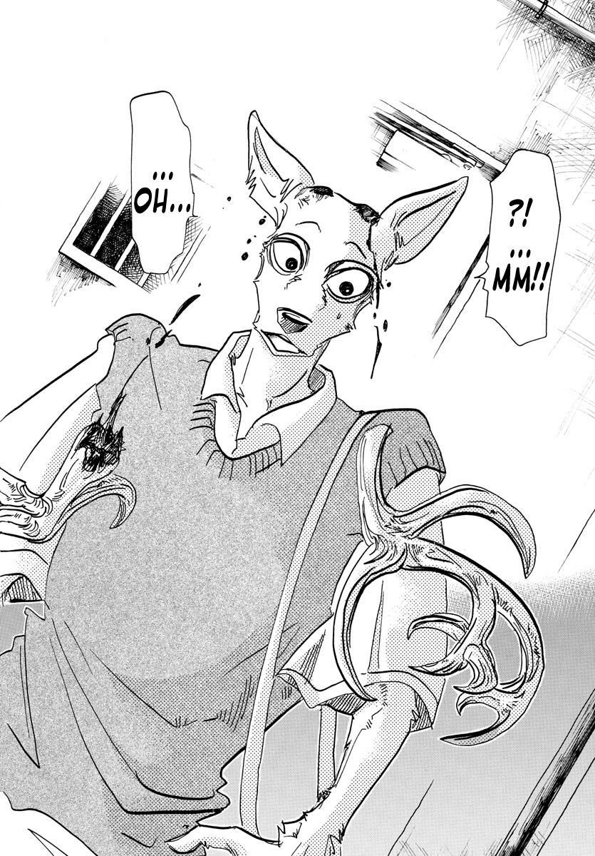Beastars Manga, Chapter 131 image 004