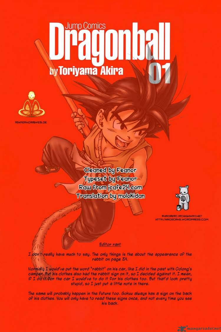 Dragon Ball, Chapter 17 image 015
