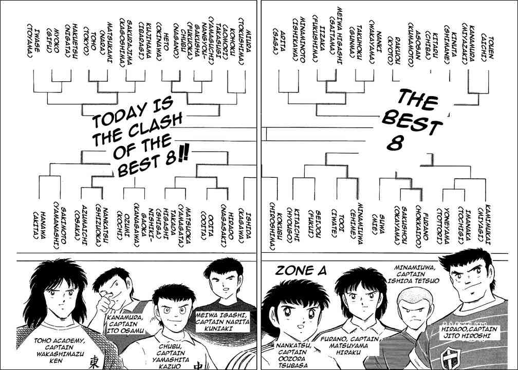 Captain Tsubasa, Chapter 64 image 084