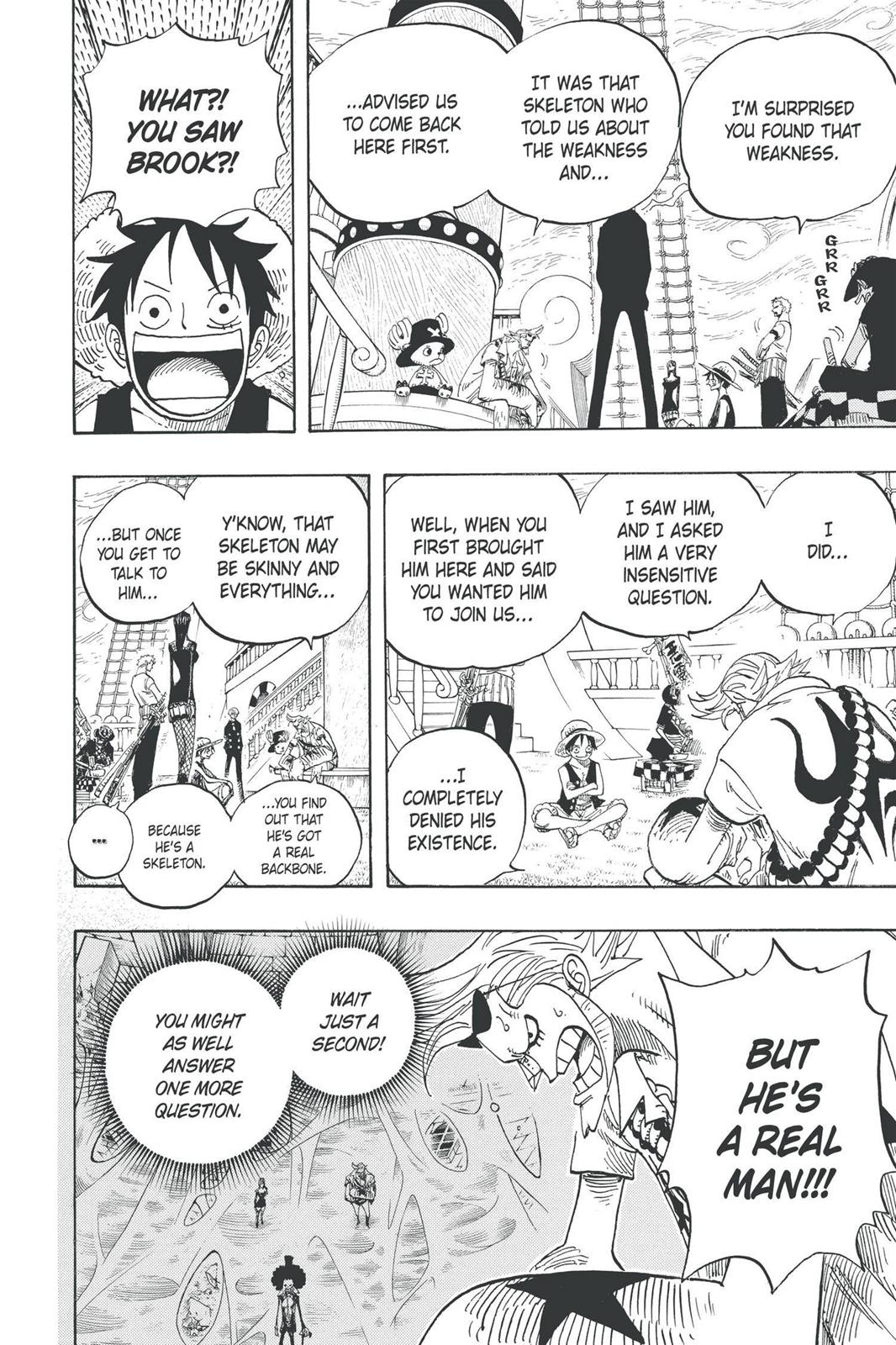 One Piece, Chapter 459 image 006