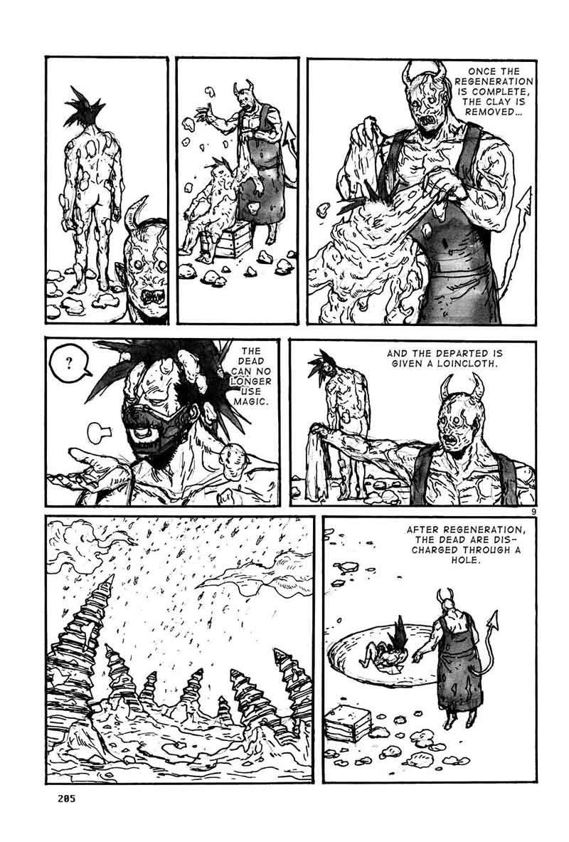 Dorohedoro, Chapter 117 image 035