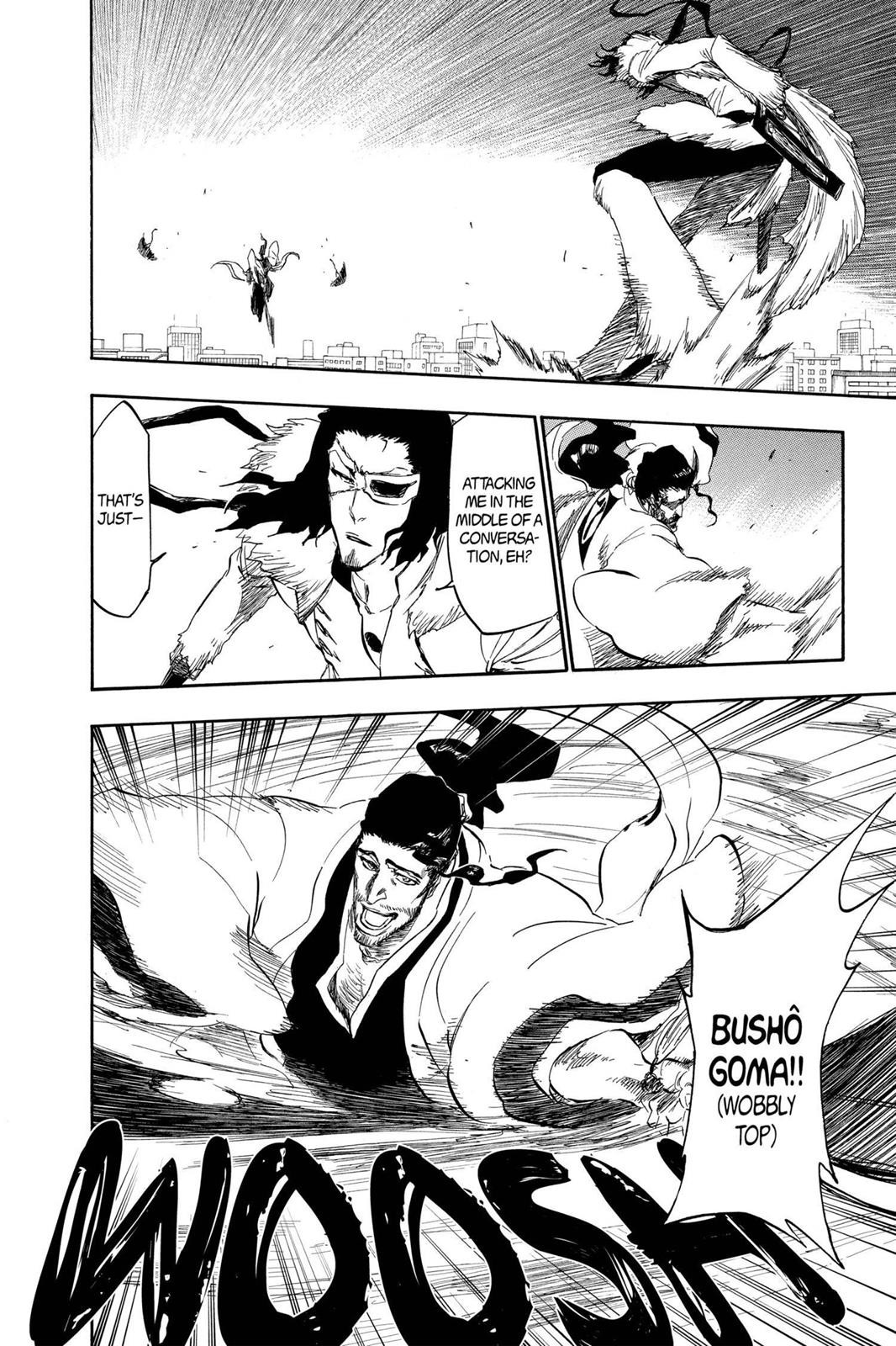 Bleach, Chapter 362 image 008