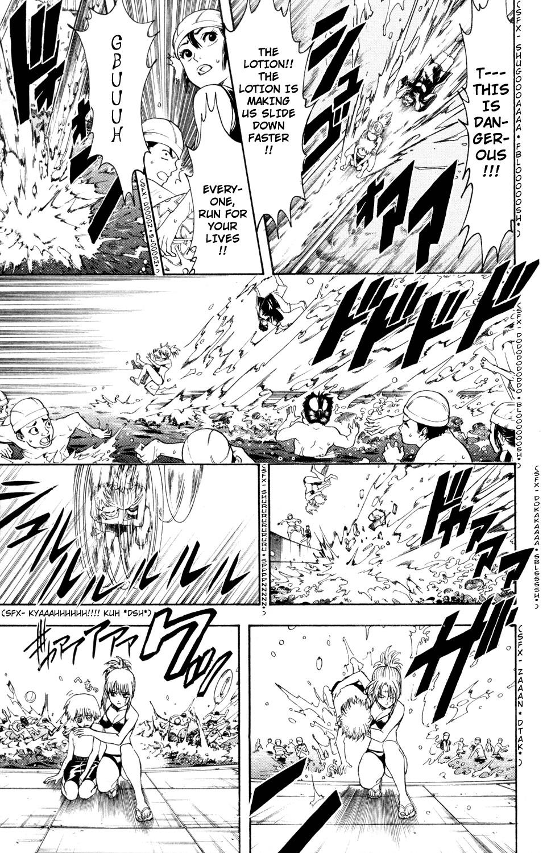 Gintama Chapter, 322 image 010