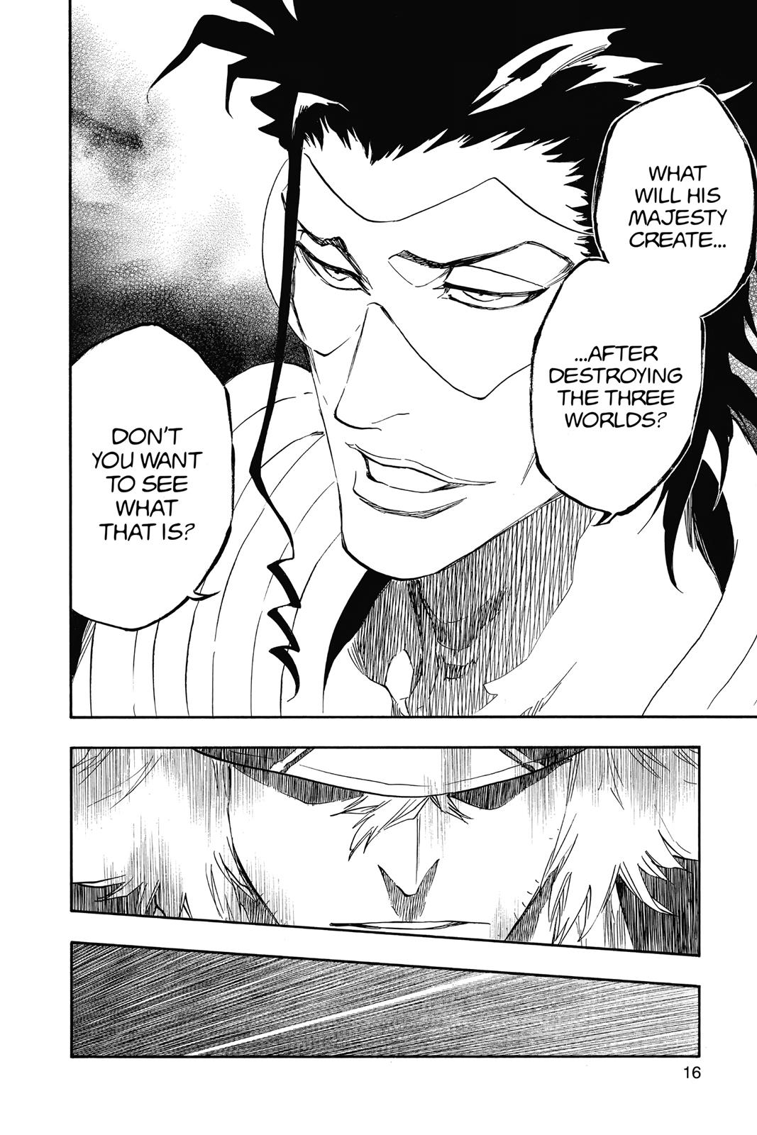 Bleach, Chapter 664 image 016