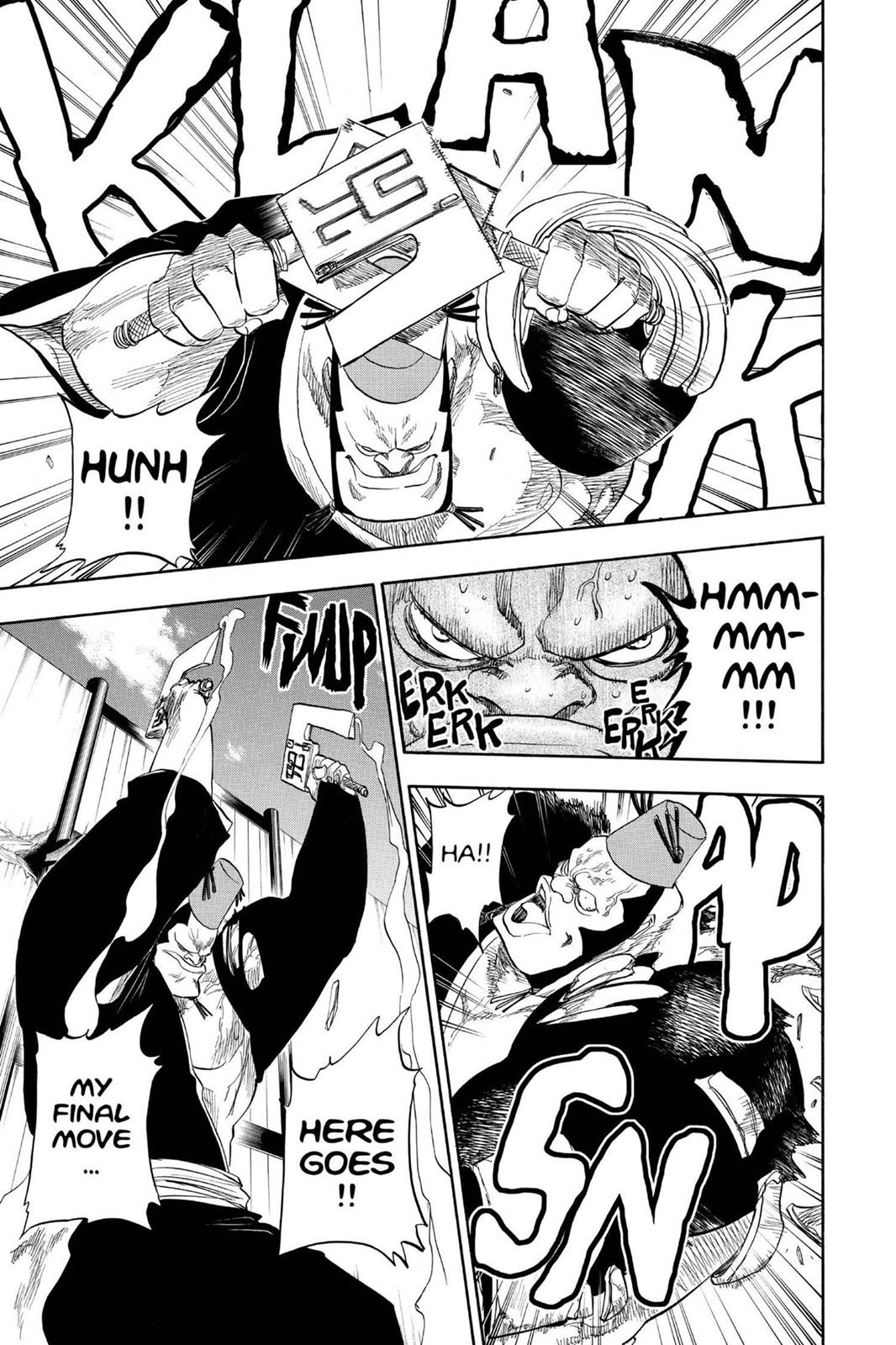 Bleach, Chapter 73 image 014