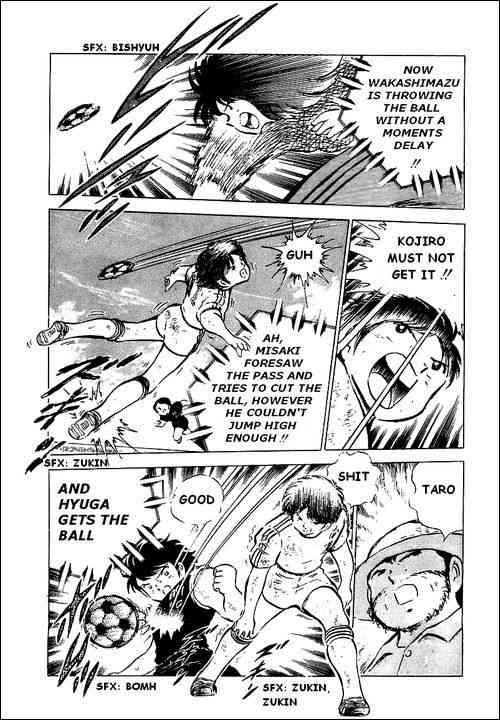 Captain Tsubasa, Chapter 44 image 038