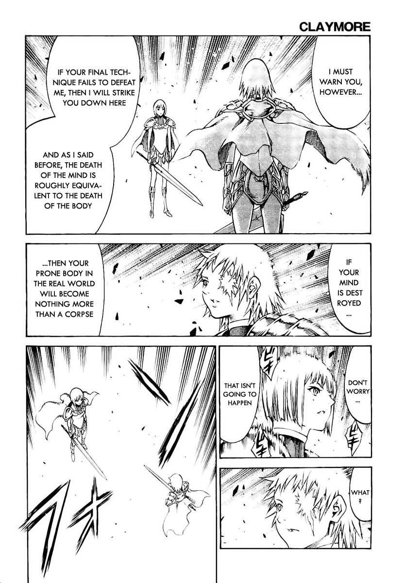 Claymore, Chapter 92 image 018