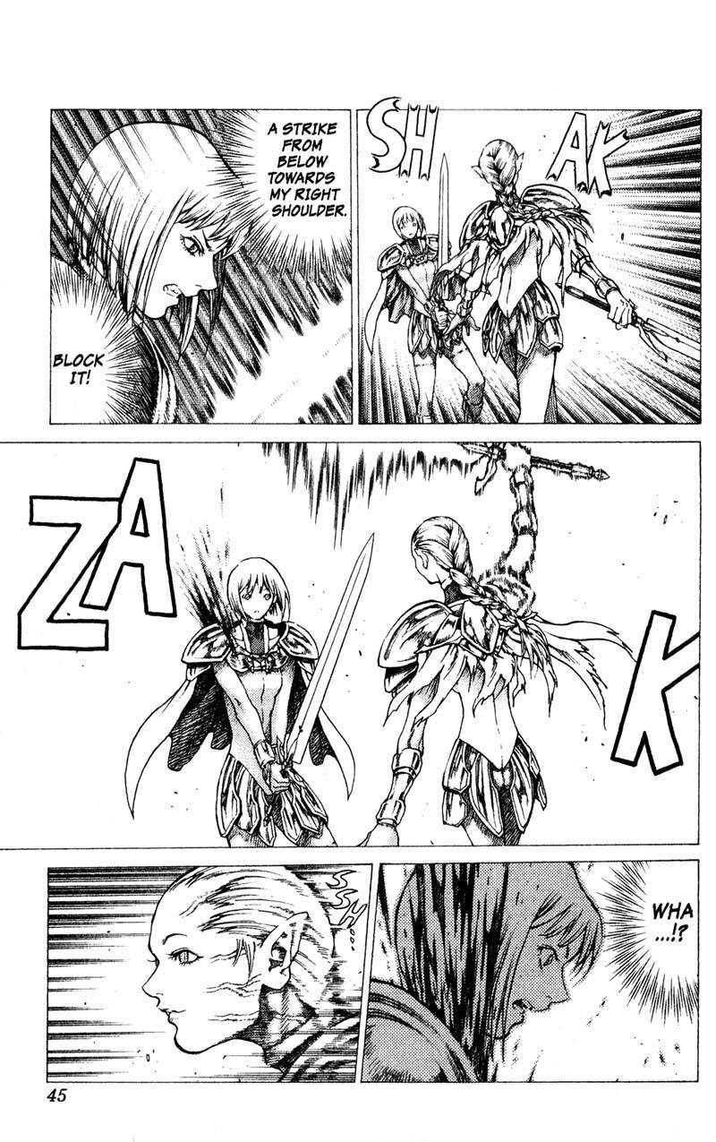 Claymore, Chapter 35 image 010