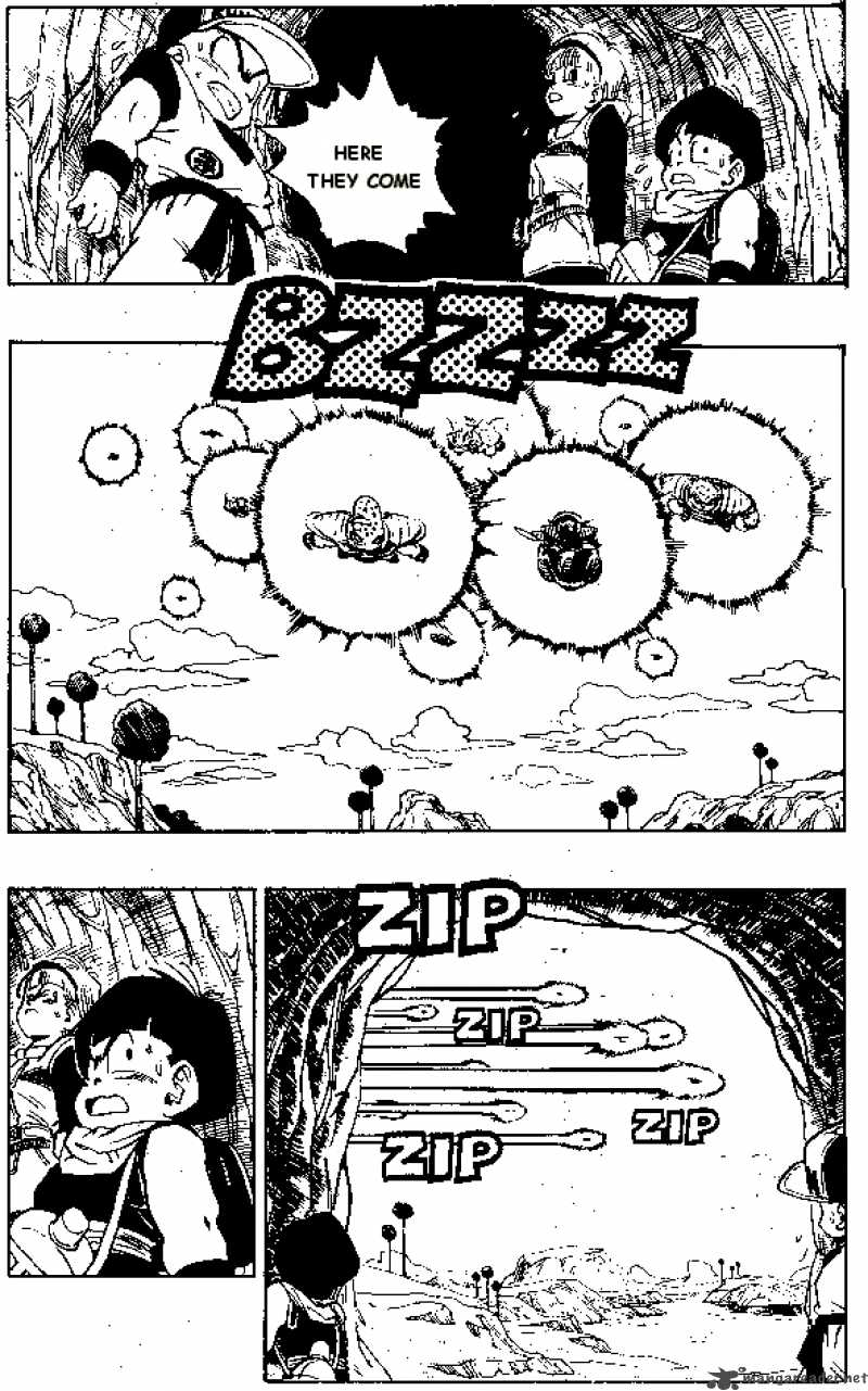 Dragon Ball, Chapter 250 image 003