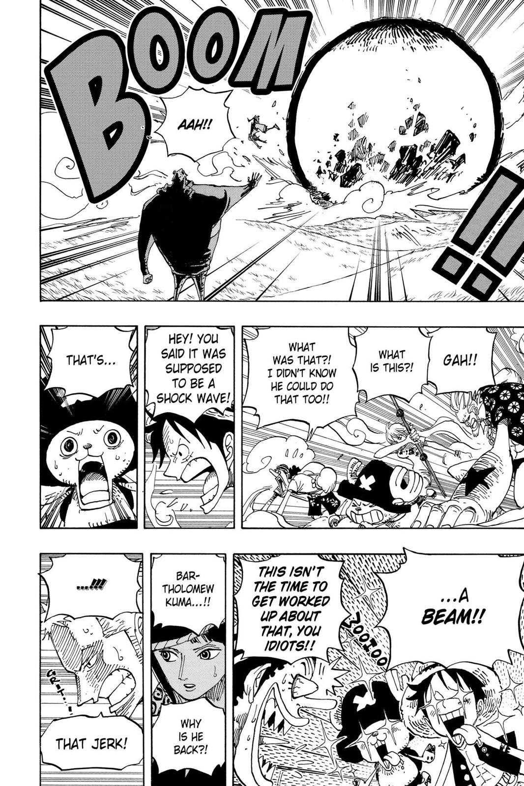 One Piece, Chapter 508 image 016
