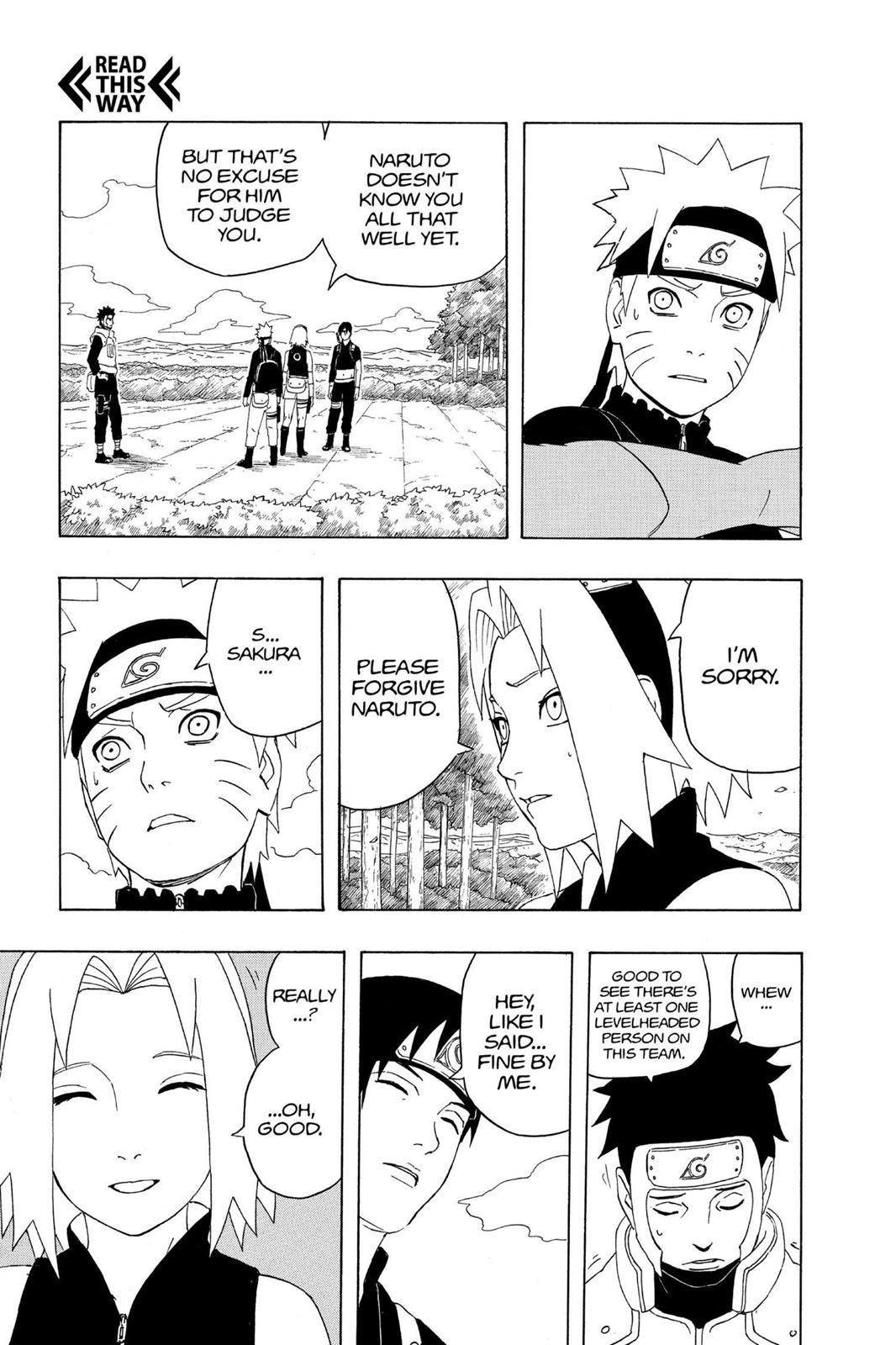 Naruto, Chapter 286 image 007