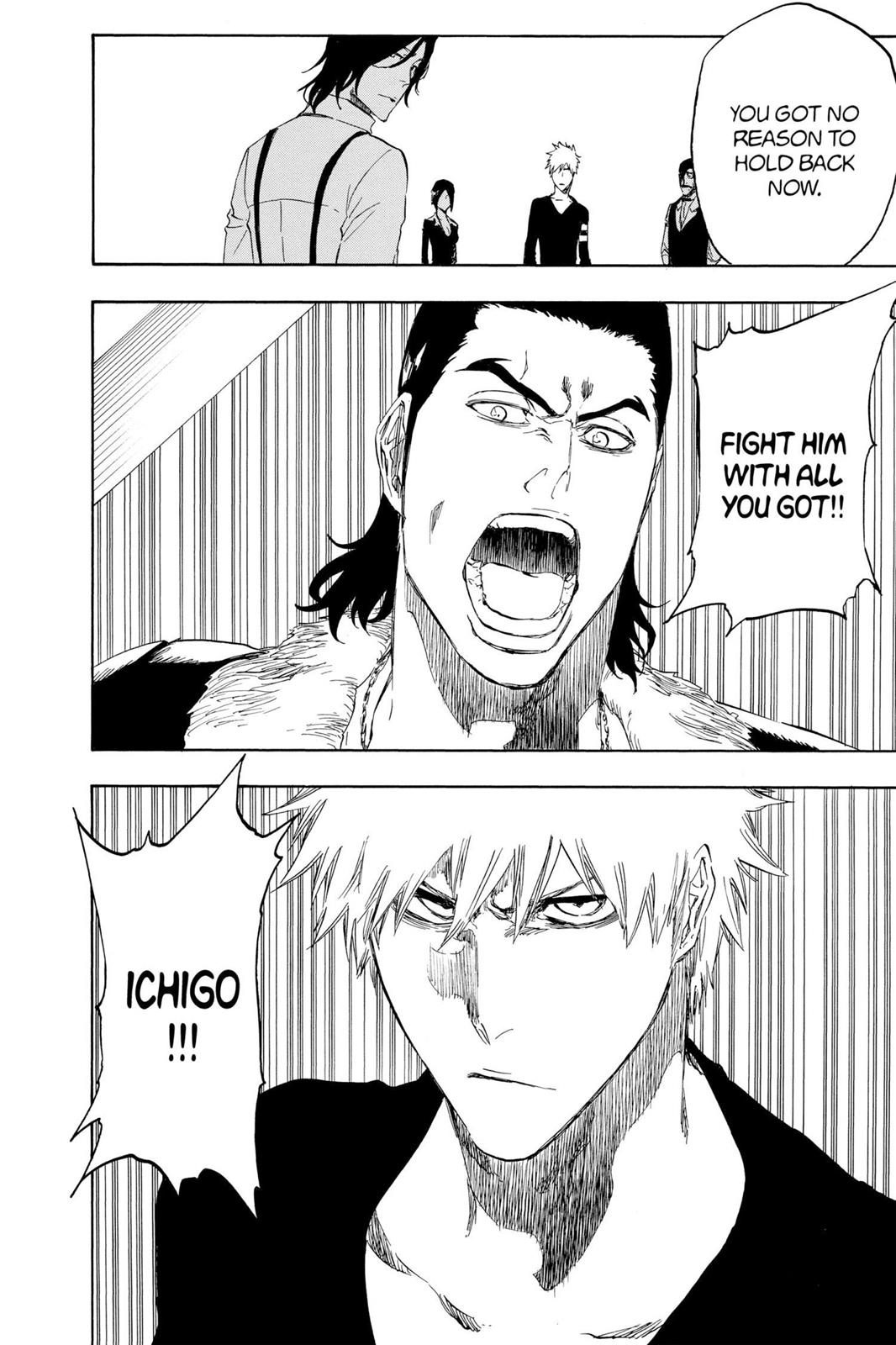 Bleach, Chapter 455 image 014