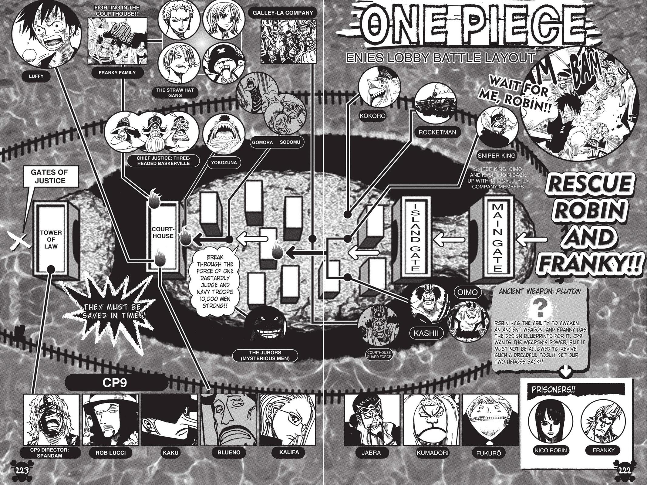One Piece, Chapter 388 image 020