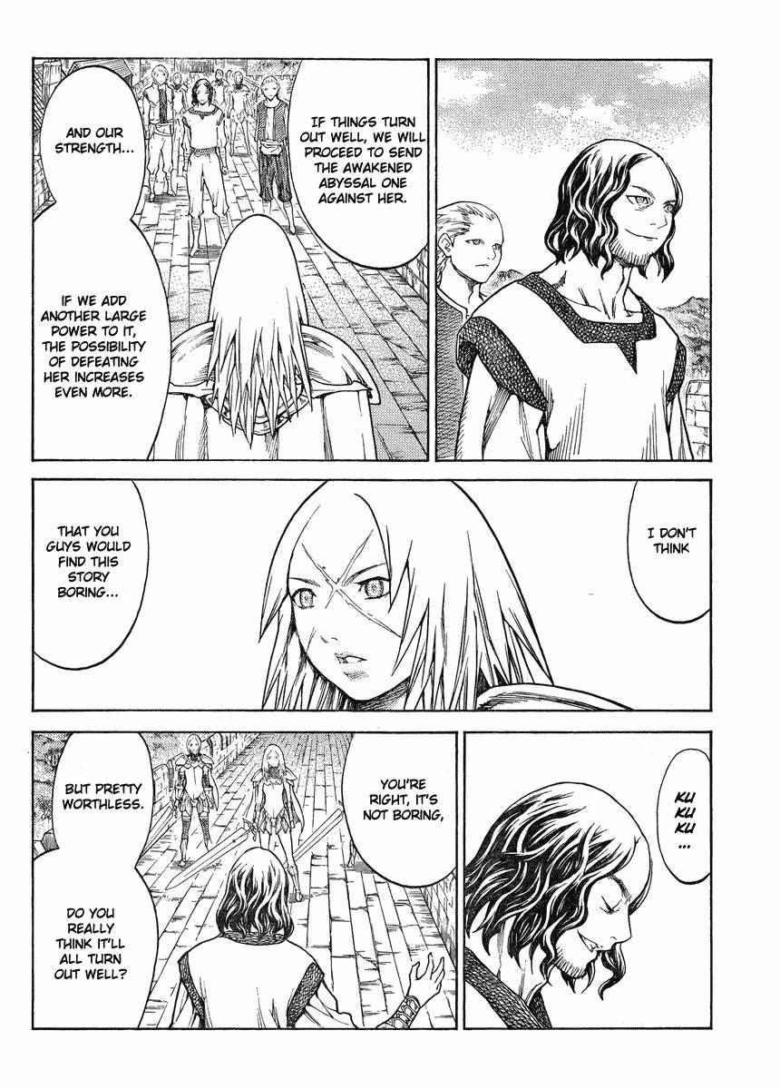 Claymore, Chapter 132 image 016