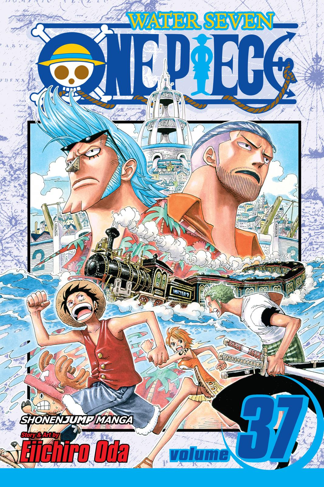 One Piece, Chapter 347 image 001