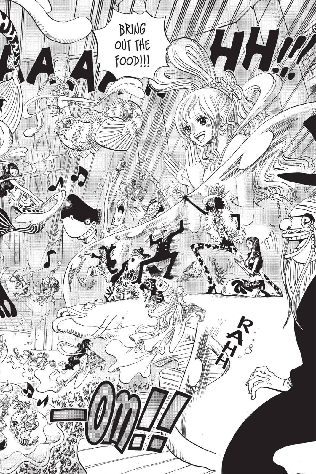 One Piece, Chapter 649 image 012
