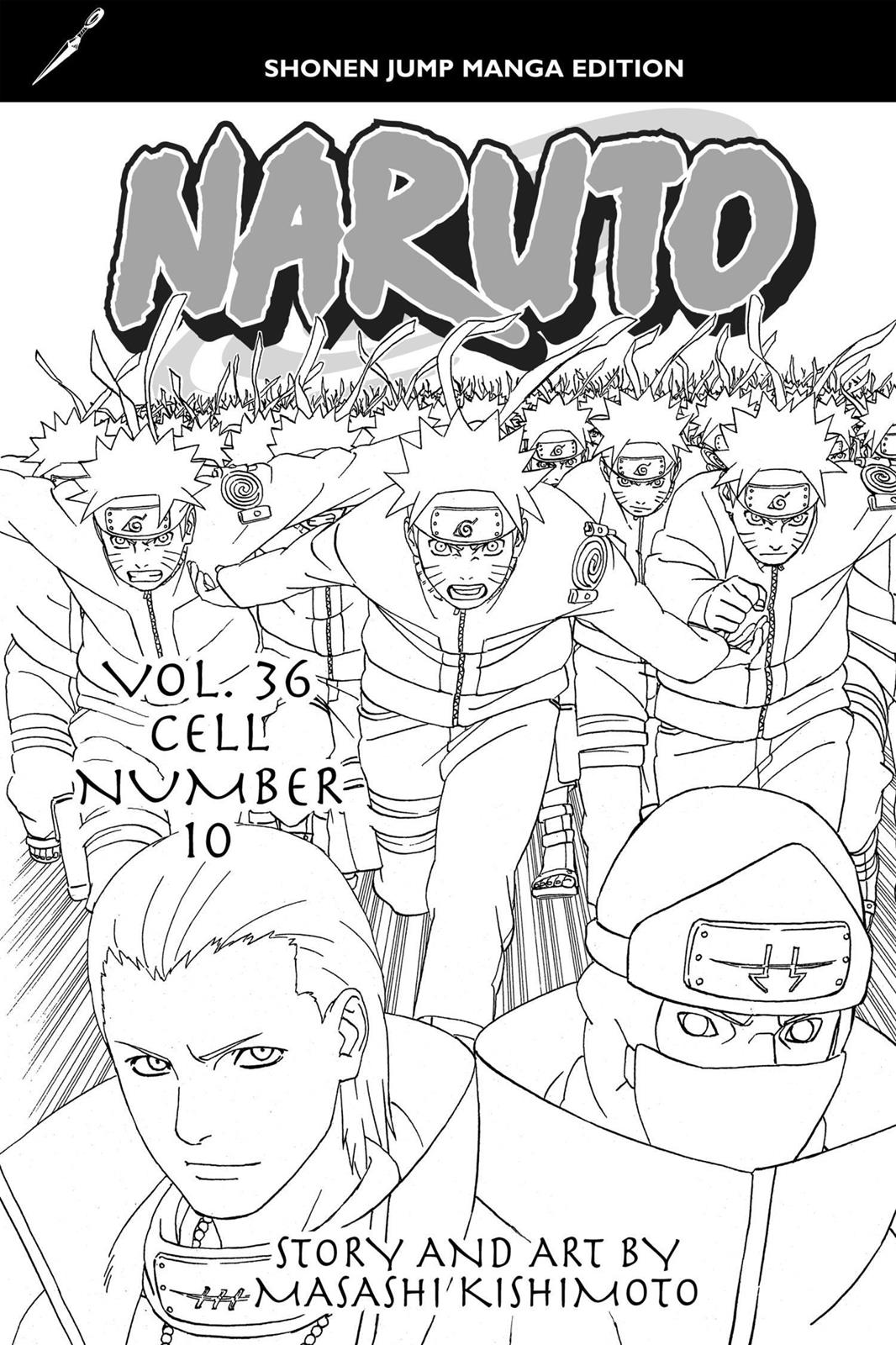 Naruto, Chapter 320 image 004