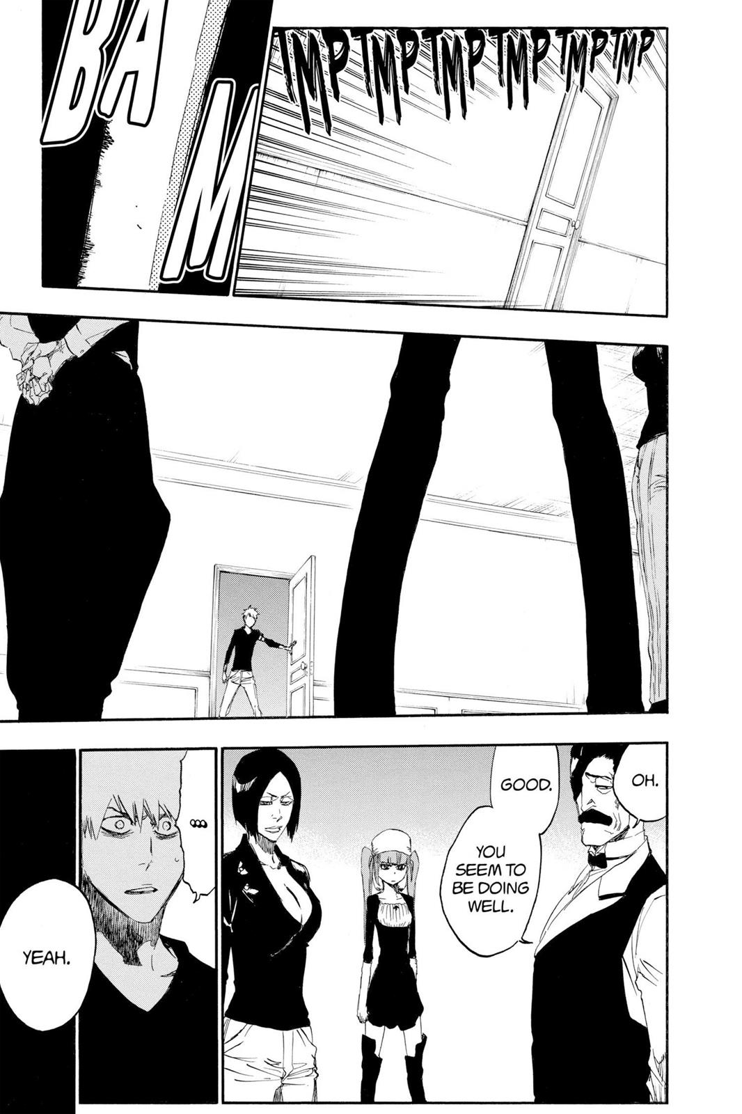 Bleach, Chapter 455 image 011