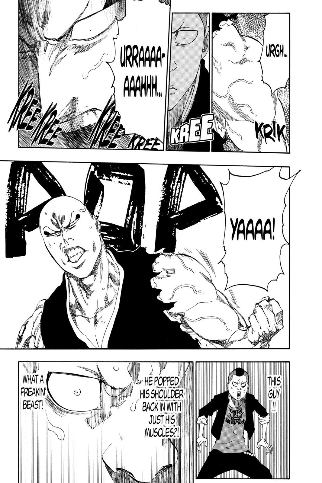 Bleach, Chapter 465 image 007