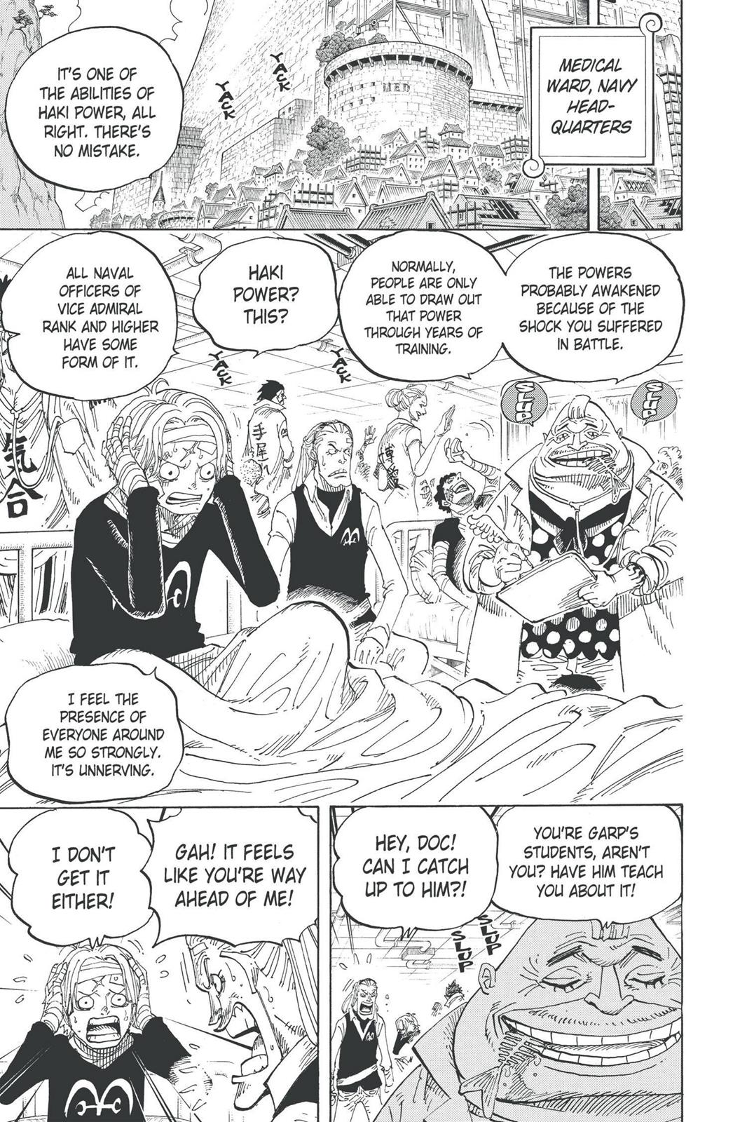 One Piece, Chapter 594 image 007