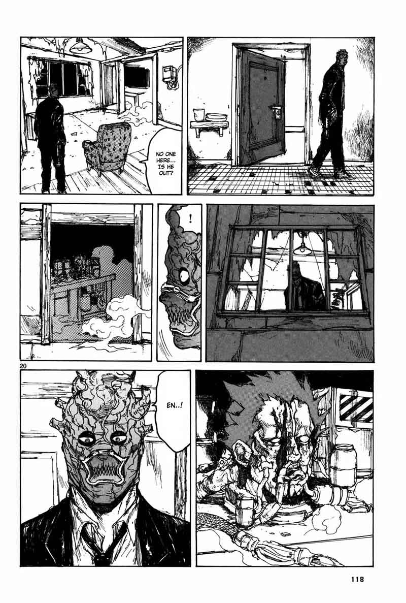 Dorohedoro, Chapter 72 image 020