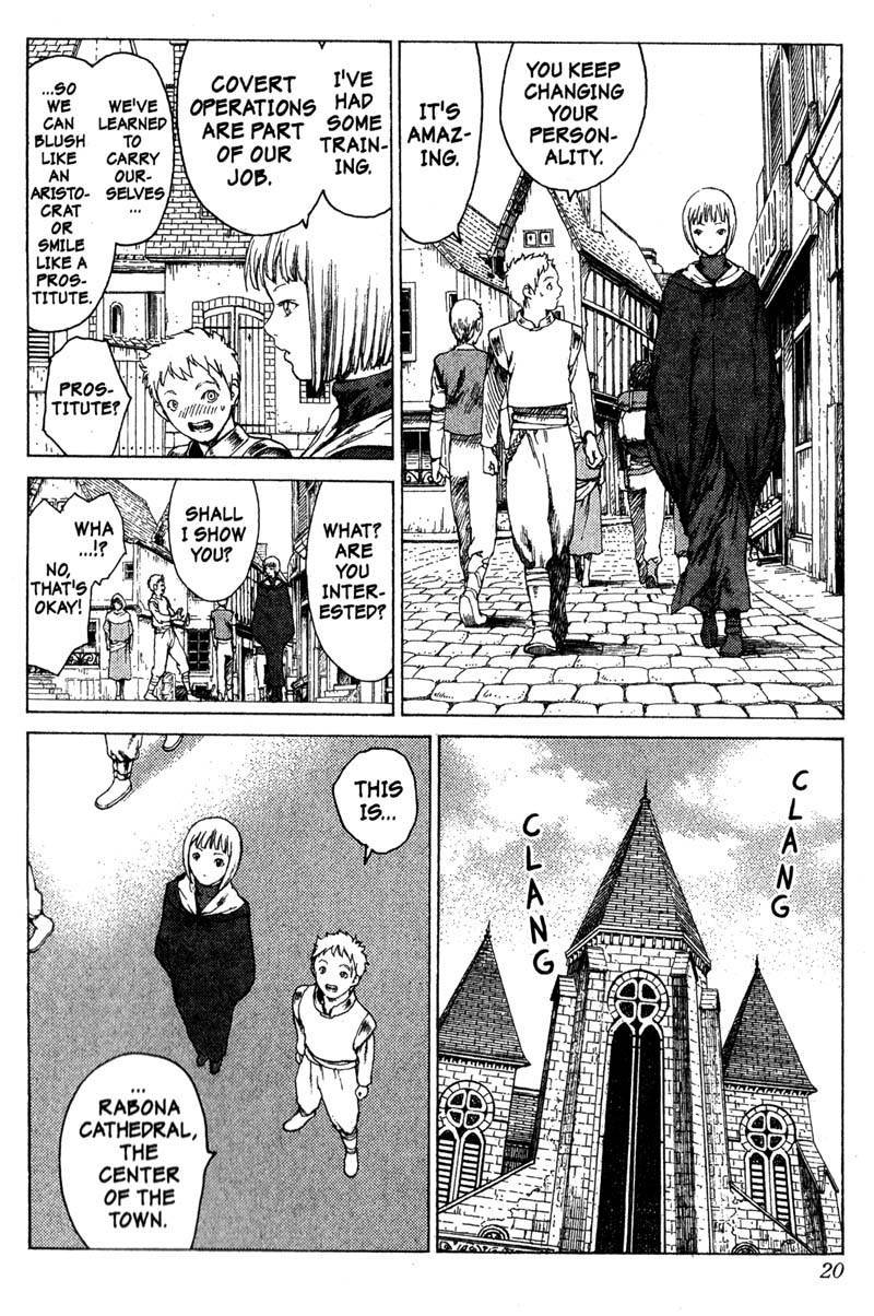 Claymore, Chapter 5 image 019