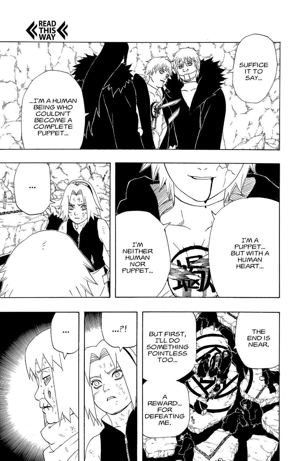 Naruto, Chapter 275 image 009